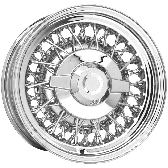 Chrysler Wire Wheels