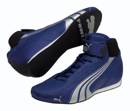 PUMA Go Kart Cat Mid II Racing Shoes