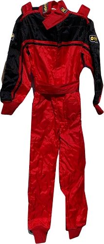 OMP Children's Go-Karting Suit