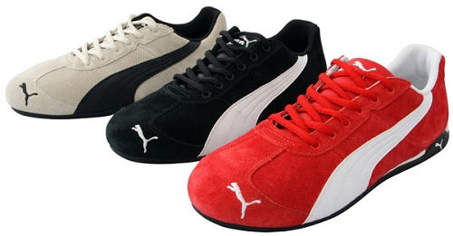 PUMA Repli Cat III Low Driving Shoe