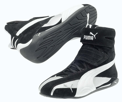 PUMA Kart Cat Hi Driving Shoes