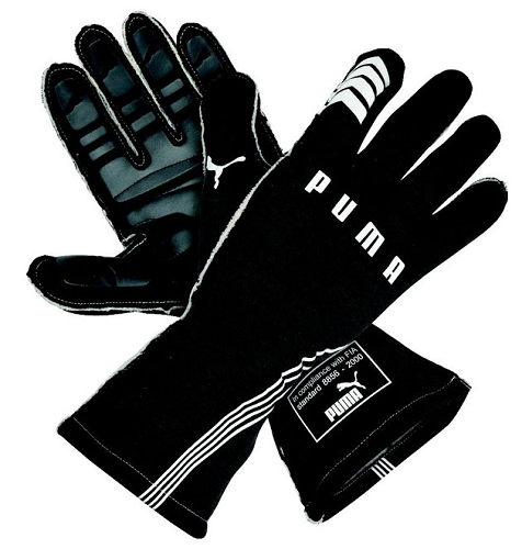 PUMA Podio Auto Racing Driving Gloves