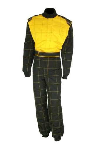 Level 1 Karting Suit Two Tone Colors